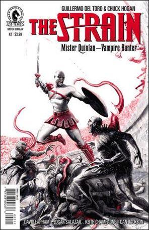 Strain: Mister Quinlan - Vampire Hunter 2-A