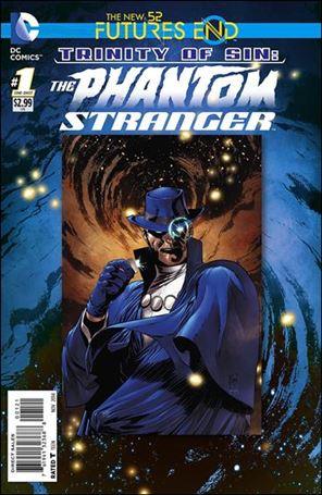 Trinity of Sin: The Phantom Stranger: Futures End 1-B