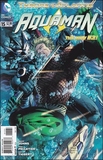 Aquaman (2011) 15-C by DC
