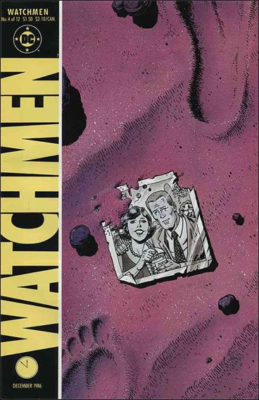 Watchmen 4-A by DC