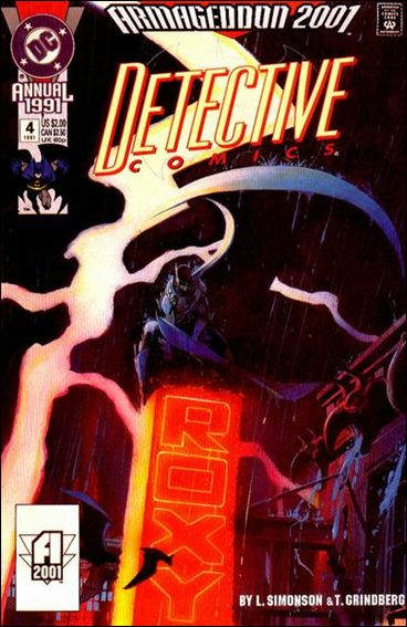 Detective Comics Annual (1988) 4-A by DC