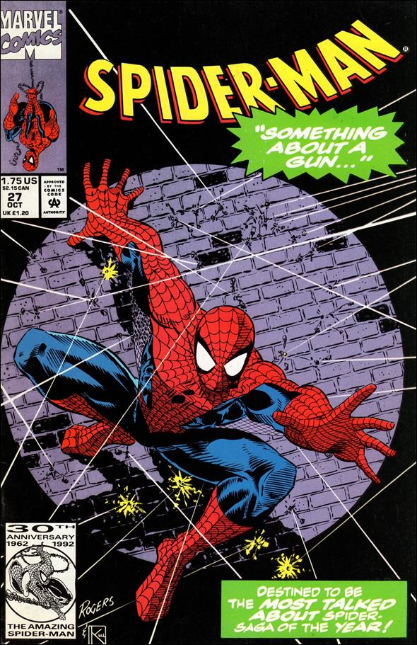 Spider-Man (1990) 27-A by Marvel