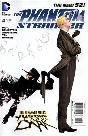 Phantom Stranger (2012) 4-A by DC