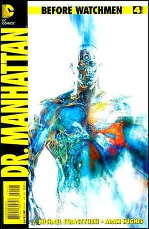 Before Watchmen: Dr. Manhattan 4-D