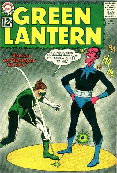 Green Lantern (1960) 18-A by DC