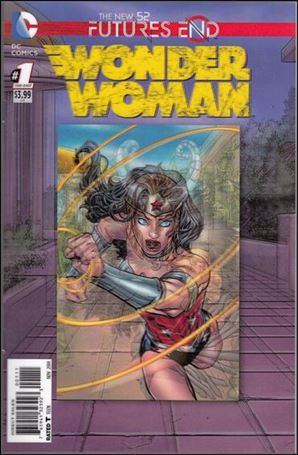 Wonder Woman: Futures End 1-A