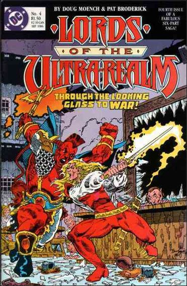 Lords of the Ultra-Realm 4-A by DC
