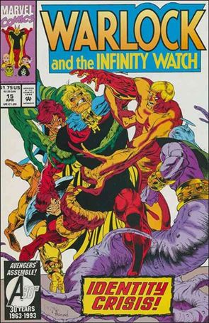 Warlock and the Infinity Watch 15-A