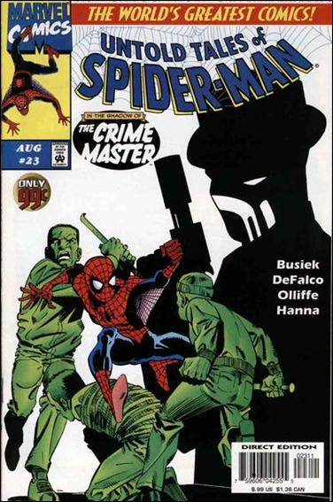 Untold Tales of Spider-Man 23-A by Marvel