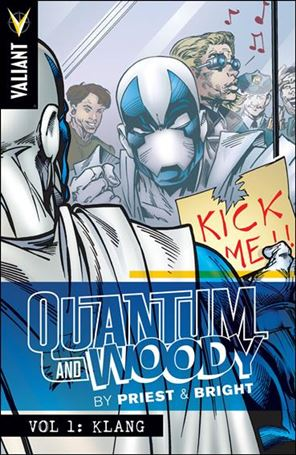Quantum and Woody by Priest & Bright 1-A