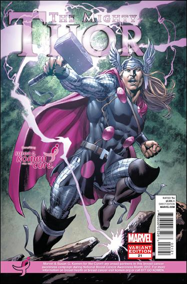 Mighty Thor (2011) 21-B by Marvel