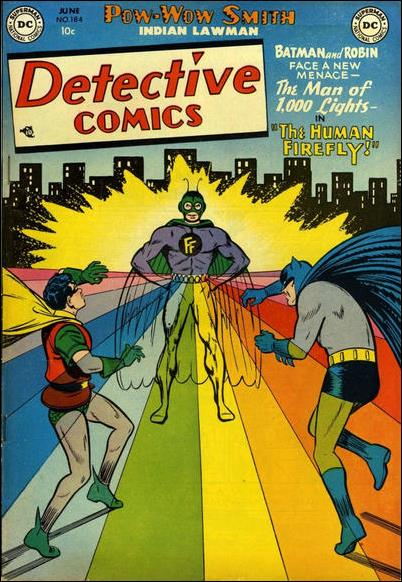 Detective Comics (1937) 184-A by DC