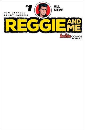 Reggie and Me (2017) 1-J