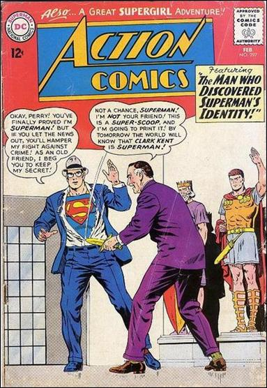 Action Comics (1938) 297-A by DC