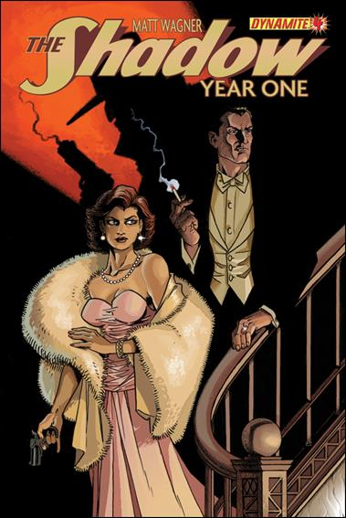 Shadow Year One 4-A by Dynamite Entertainment