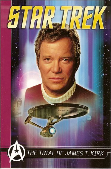Star Trek: The Trial of James T. Kirk 1-A by Titan