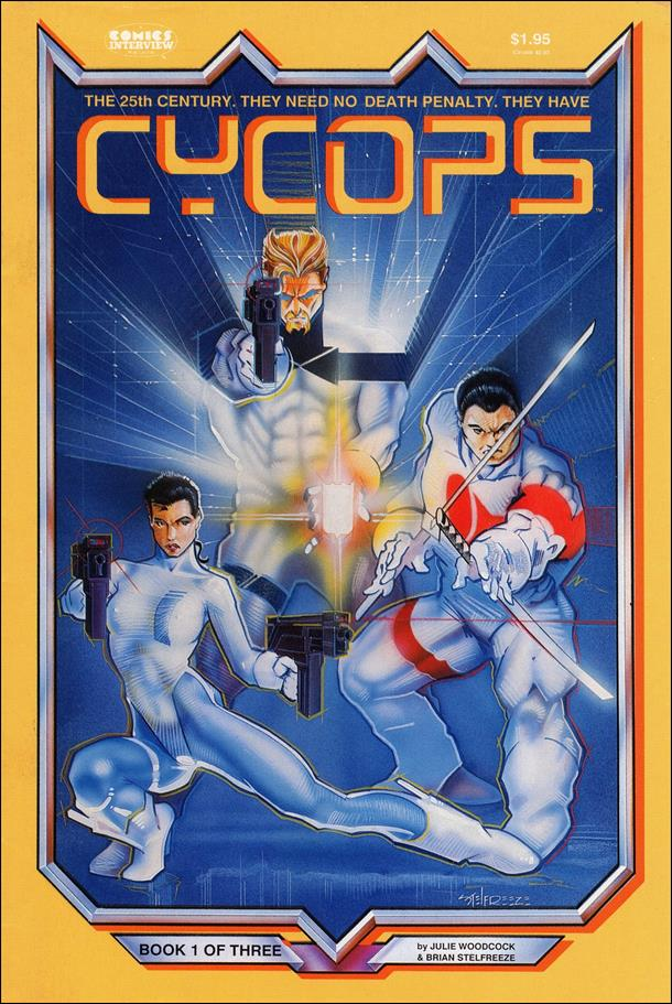 Cycops 1-A by Comics Interview