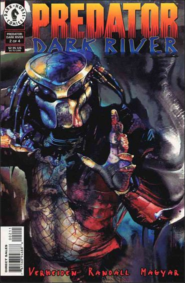 Predator: Dark River 2-A by Dark Horse