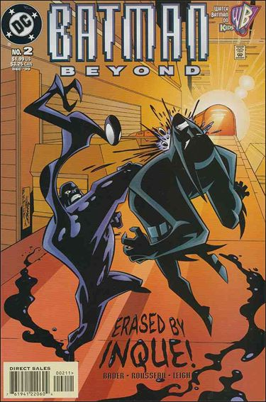 Batman Beyond (1999/11) 2-A by DC
