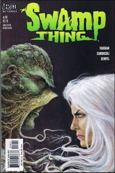Swamp Thing (2000) 18-A by Vertigo
