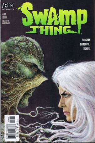 Swamp Thing (2000) 18-A