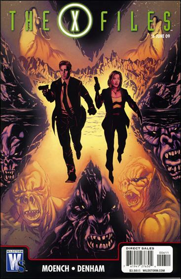 X-Files (2008) 6-A by WildStorm