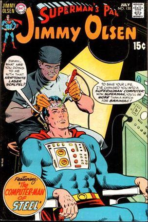 Superman's Pal Jimmy Olsen (1954) 130-A