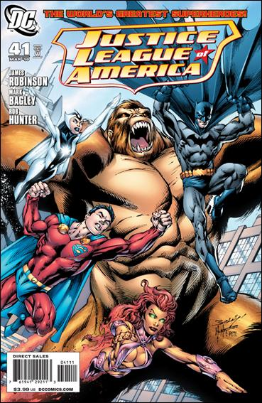 Justice League of America (2006) 41-B by DC