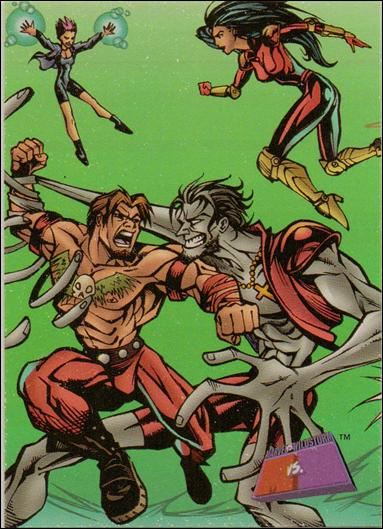 Marvel vs WildStorm (Base Set) 41-A by Fleer/SkyBox