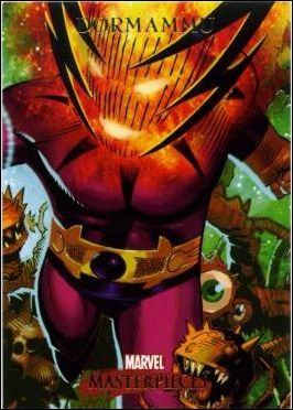 2007 Marvel Masterpieces (Base Set) 26-A by SkyBox