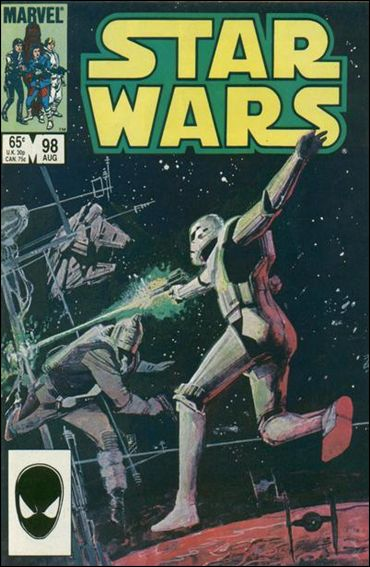 Star Wars (1977) 98-A by Marvel