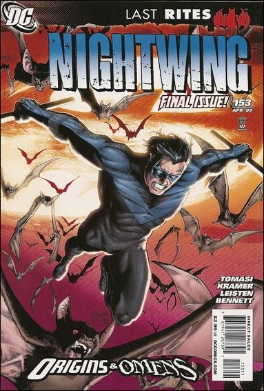 Nightwing (1996) 153-A by DC