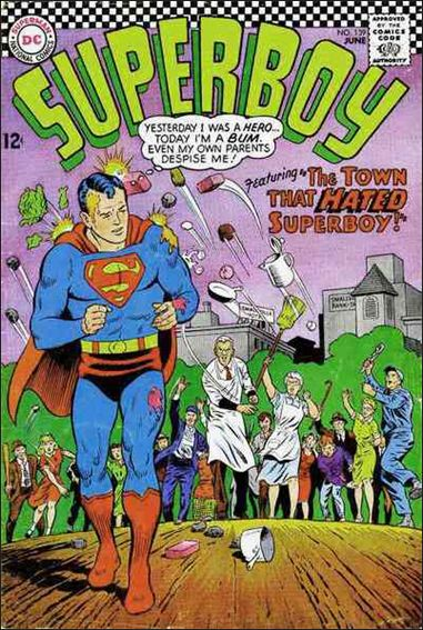 Superboy (1949) 139-A by DC