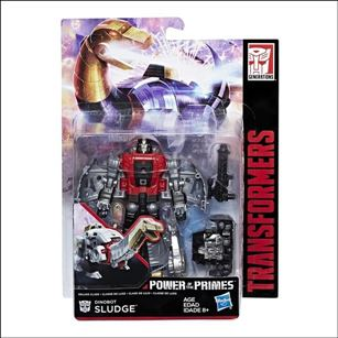 Transformers: Power of the Primes (Deluxe Class) Dinobot Sludge