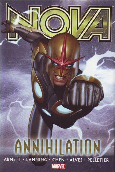 Nova nn-A by Marvel