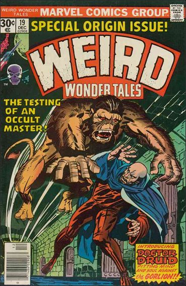 Weird Wonder Tales 19-A by Marvel