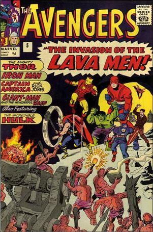 Avengers (1963) 5-B