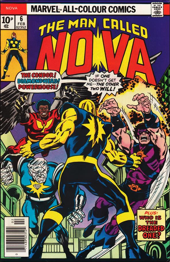 Nova (1976) 6-B by Marvel