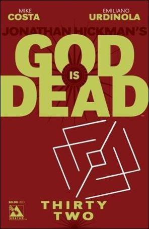 God is Dead 32-A