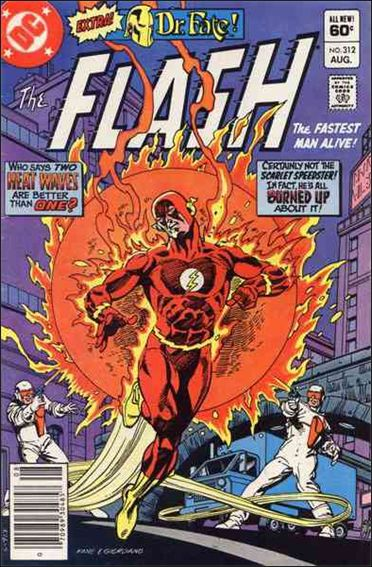 Flash (1959) 312-A by DC