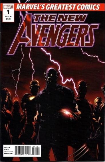 New Avengers (2005) 1-F by Marvel