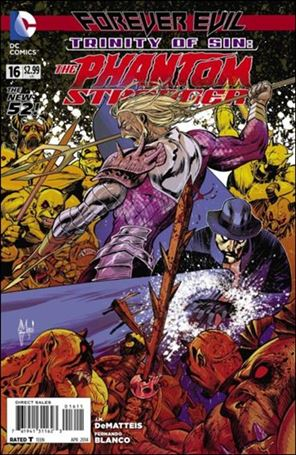 Trinity of Sin: The Phantom Stranger 16-A