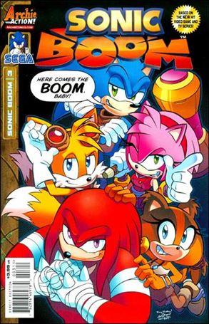 Sonic Boom 3-A