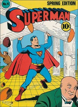 Superman (1939) 4-A