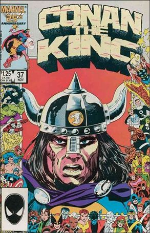 Conan the King 37-A