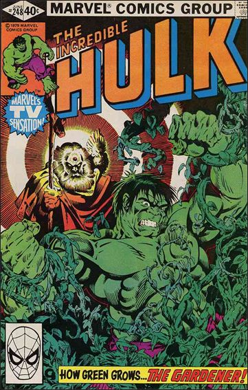 Incredible Hulk (1968) 248-A by Marvel