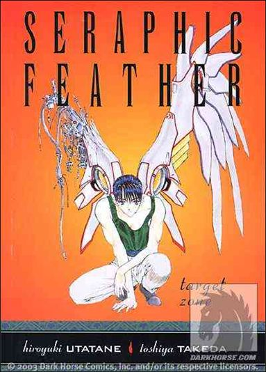 Seraphic Feather 3-A by Dark Horse