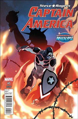 Captain America: Steve Rogers 1-H