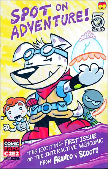 Spot On Adventure 1-B by Action Lab Entertainment