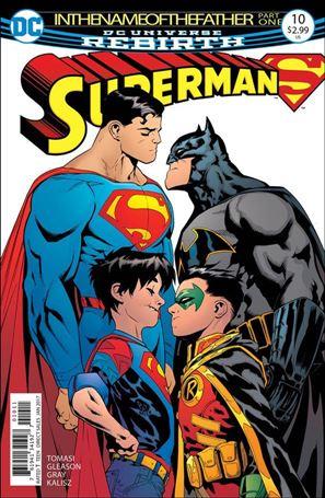 Superman (2016) 10-A